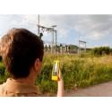 Radiation Monitor   Radiasi Meter