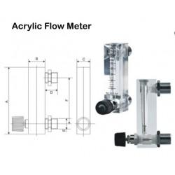 Flow Meter 0.1-1.5 L/min