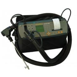 Portable flue gas analyzer Sensonic (Type : 4500)