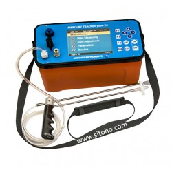 PORTABLE MERCURY VAPOR ANALYZER