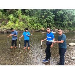 Water Flow Probe