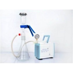 Glass Solvent Vacuum set