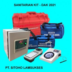 SANITARIAN FIELD KIT FOR PUSKESMAS