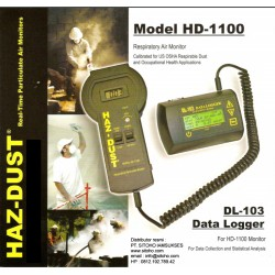 PM10 Personal Particulate Monitors
