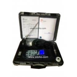 E4400-3D Industrial Portable Combustion Gas & Emission Analyzer