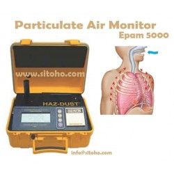 EPAM 5000 ENVIRONMENTAL PARTICULATE AIR MONITOR
