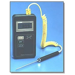 PORTABLE DIGITAL THERMOMETER S-506